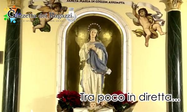 DIRETTA | S. Messa dell'Epifania, in diretta dalla parrocchia di Simeri