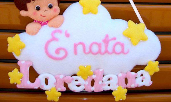 Fiocco Rosa, La piccola Loredana è la prima nata nel 2021 a Simeri Crichi