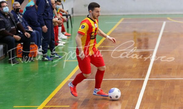 Sport, Storica promozione in A per il Catanzaro Futsal. Nella rosa il compaesano Patamia