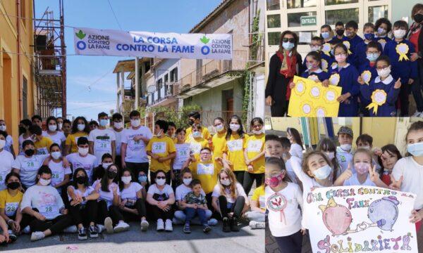 Scuola, A Simeri Crichi e Soveria torna la gara di solidarietà per combattere la fame (FOTO)