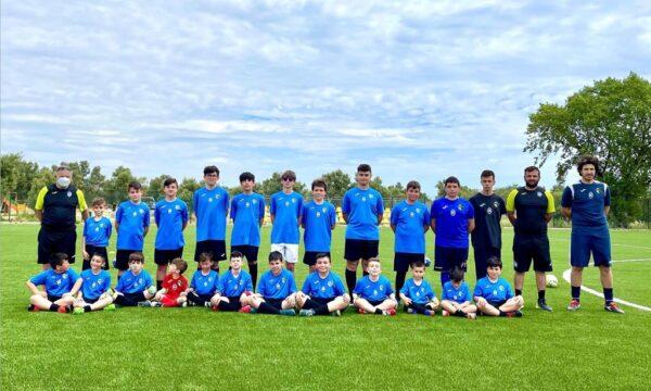 Calcio, Visita al centro di Simeri Mare dei tecnici del settore giovanile dell'Atalanta