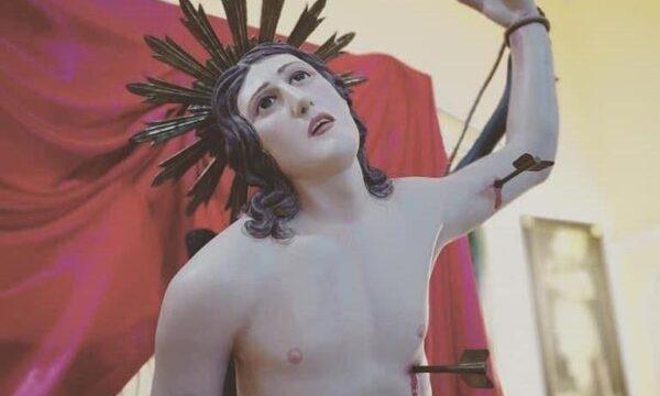 Simeri, Al via la novena in onore del patrono San Sebastiano. Ricco programma di eventi