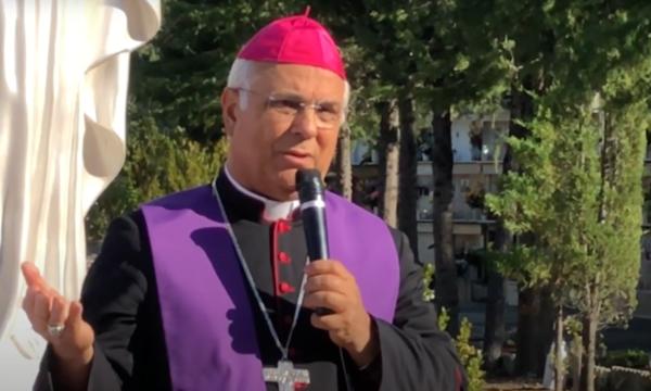 Terremoto nella Diocesi di Catanzaro, Il Vescovo Bertolone rassegna le dimissioni