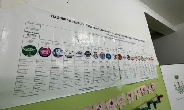 Simeri Crichi, I dati definitivi delle regionali per candidato. Zicchinella il più votato