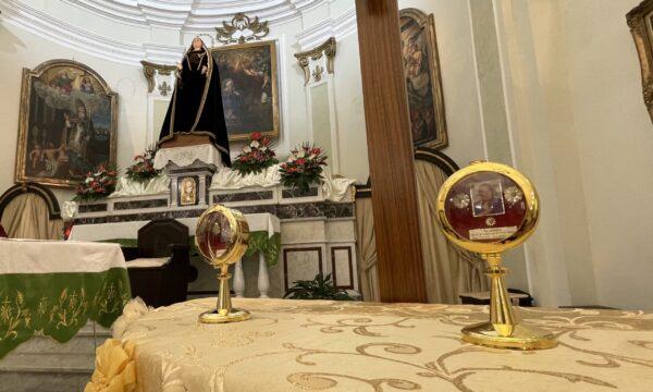 Nella chiesa di Simeri Crichi le reliquie delle Beate Mariantonia Samà e Nuccia Tolomeo
