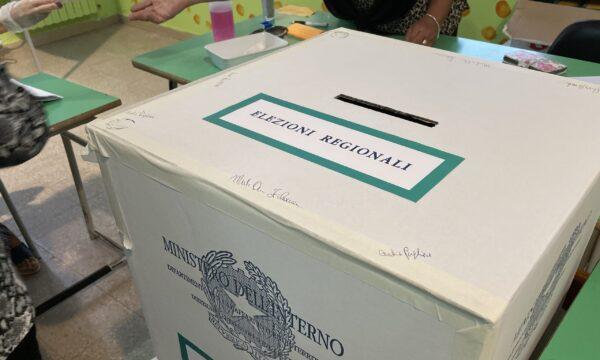 Regionali, Simeri Crichi chiude il primo giorno con affluenza al 33%